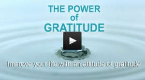 The Power of Gratitude course
