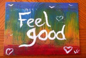 Feel Good by Lori Grant