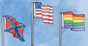 Changing Flags