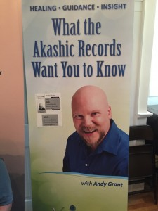 Akashic Records with Andy Grant