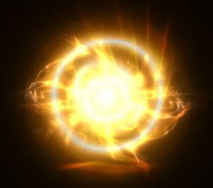 Golden Ball of Energy
